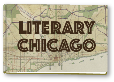 Literary Chicago Button
