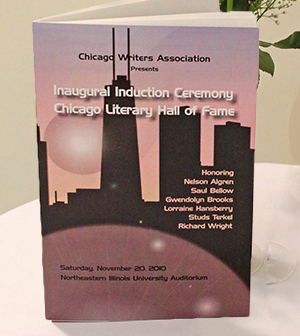 Inaugural Induction Ceremony